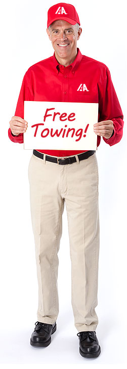IAA Offers Free Towing!